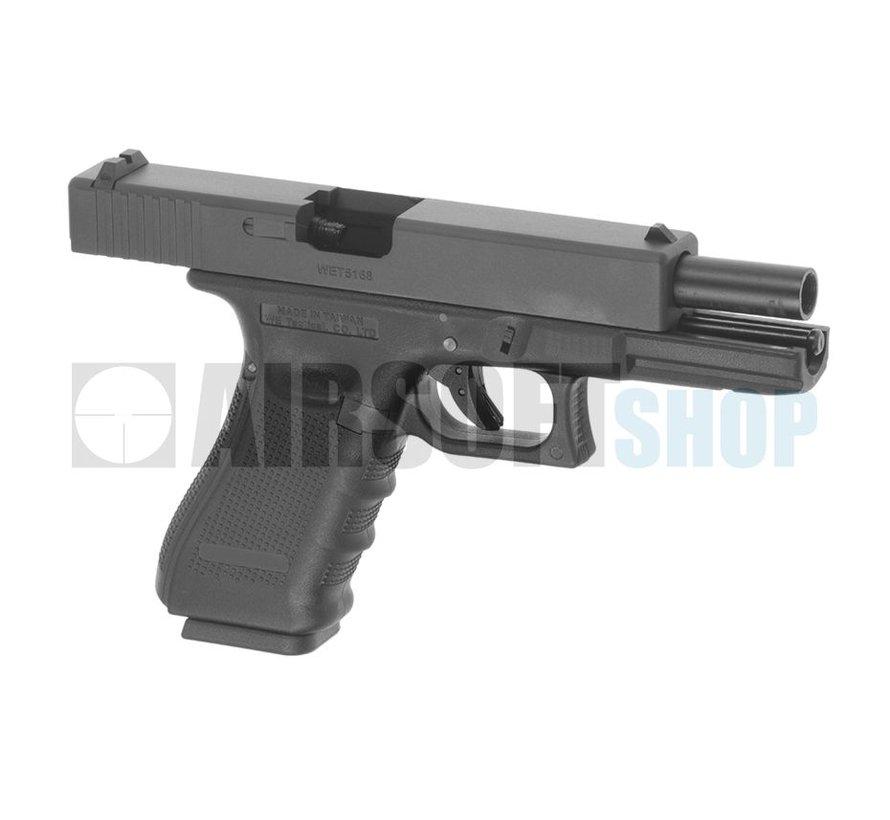 WE17 Gen4 GBB (Black)