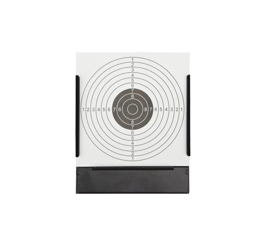 Flat Pellet Trap Target
