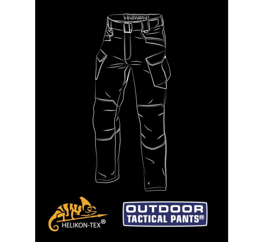 Outdoor Tactical Pants (Mud Brown)