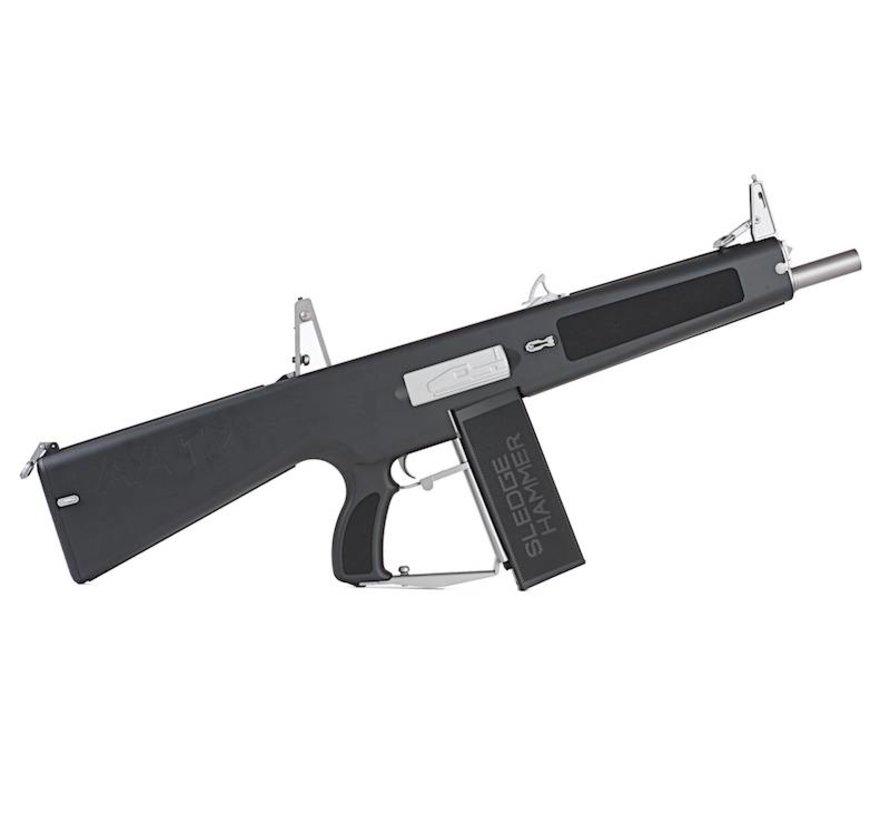 AA-12 AEG Shotgun