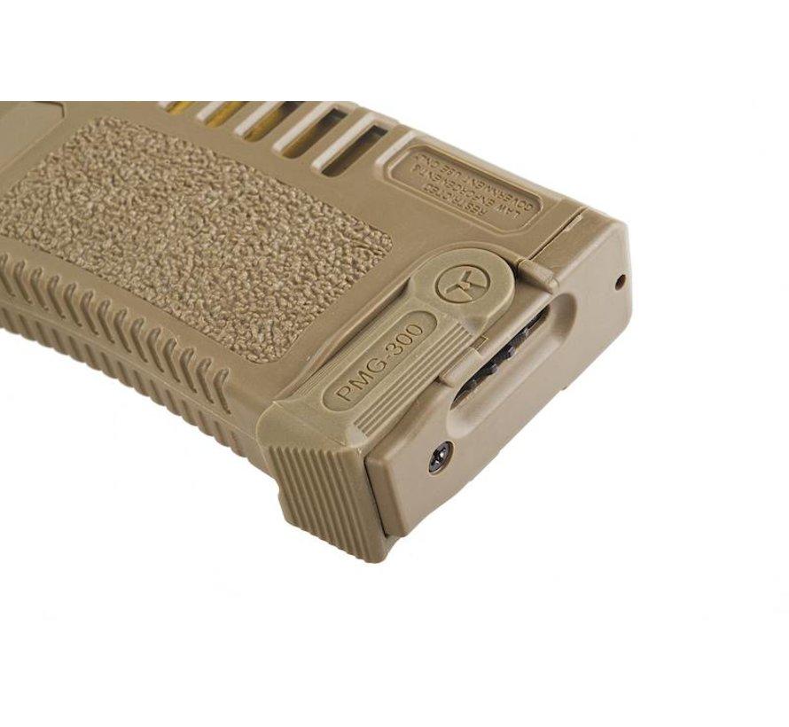 Amoeba M4 Highcap 300rds (Tan)