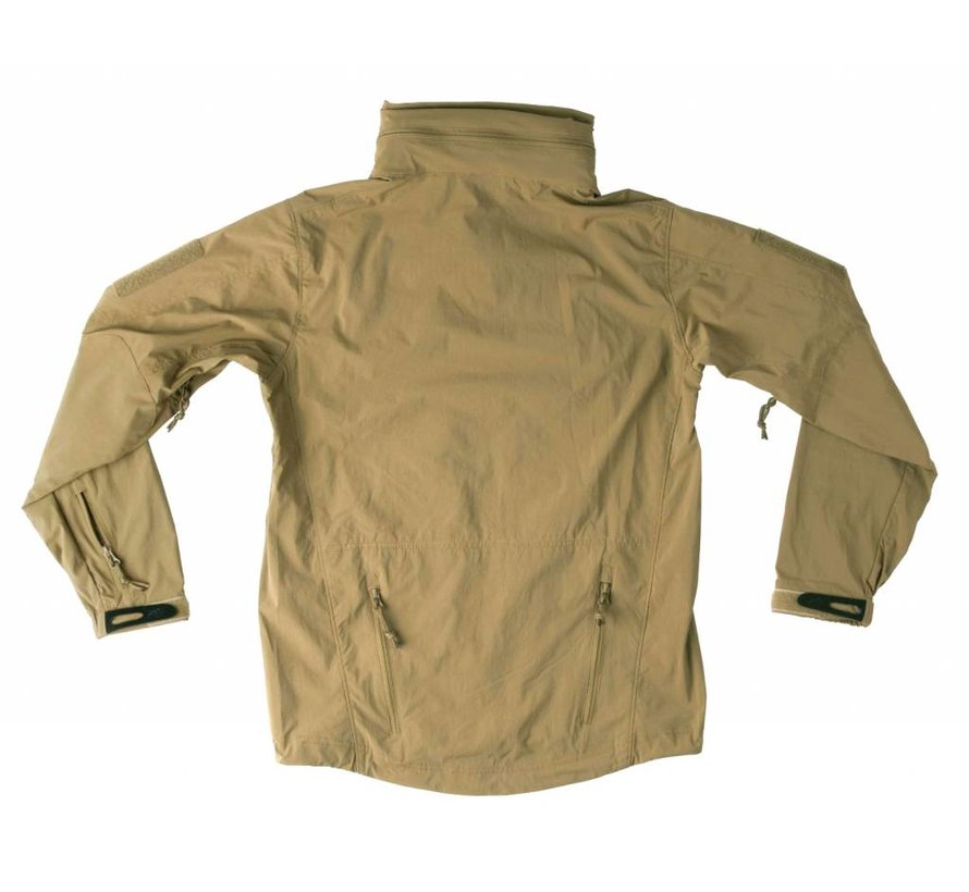 Trooper Soft Shell Jacket (Shadow Grey)