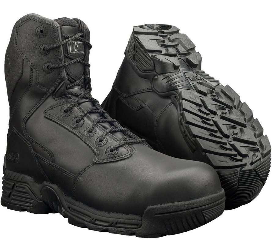 Stealth Force 8.0 CT CP Boots (Black)