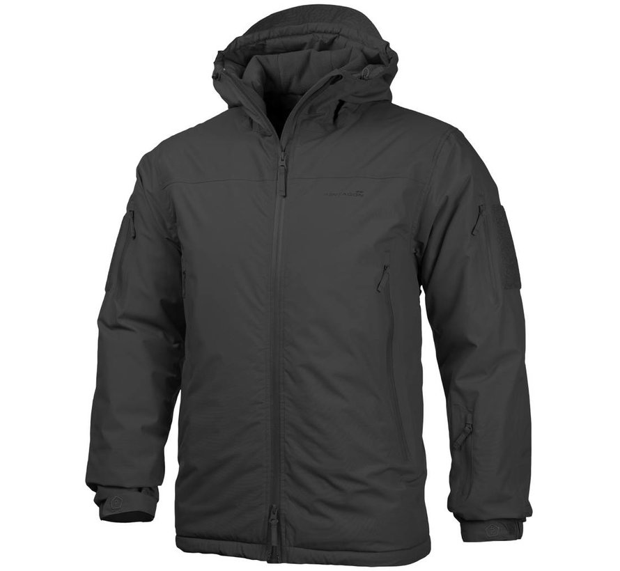 LCP Parka 'The Rock' (Black)