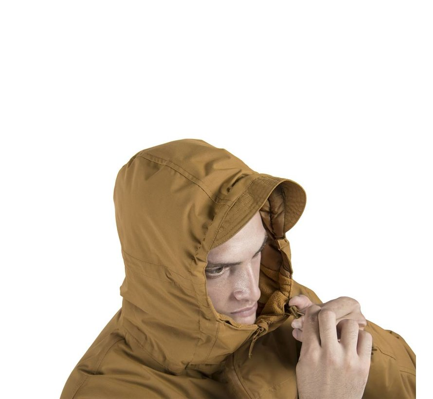LCP Parka 'The Rock' (Coyote)