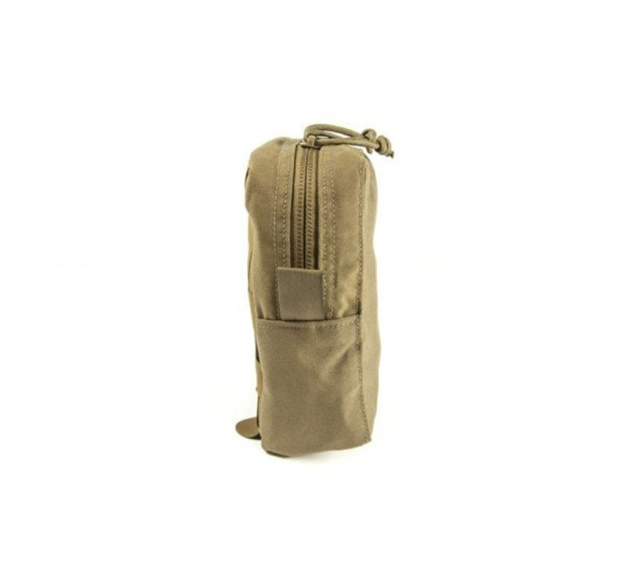Medium Vertical Utility Pouch (Coyote)