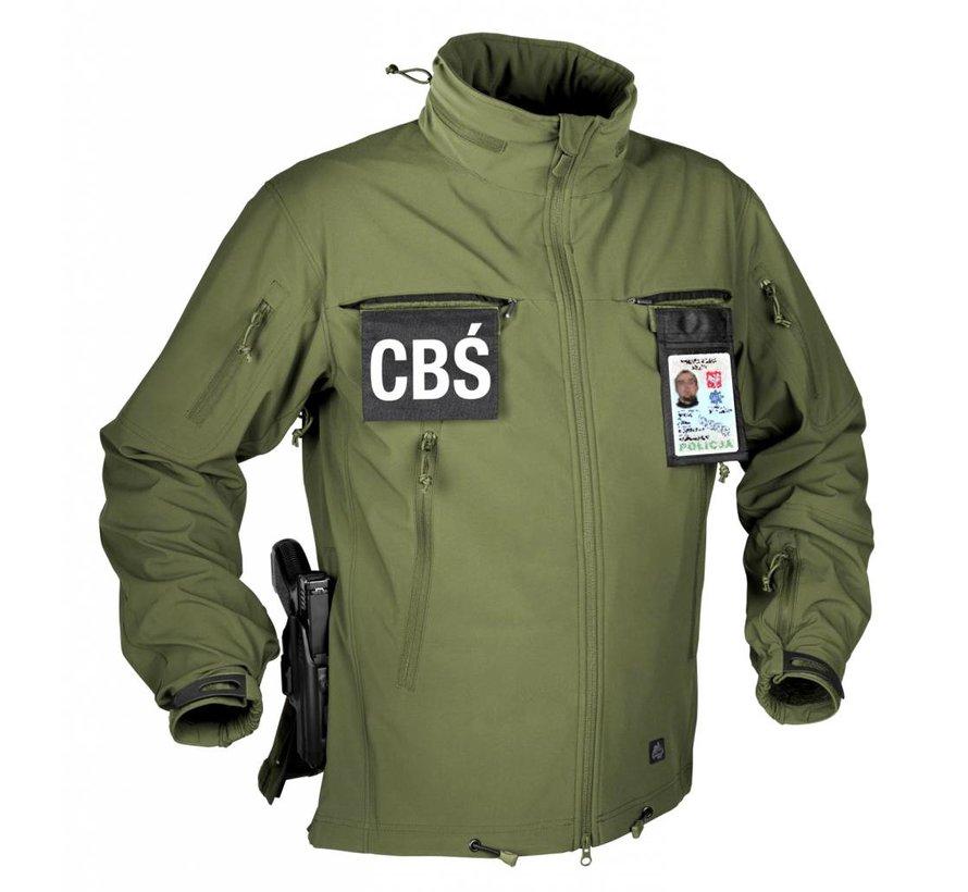 Cougar QSA Jacket (Olive Green)