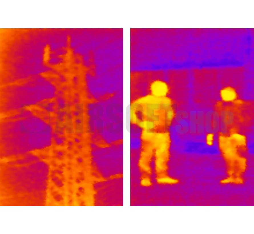CompactXR Thermal Imager (iOS)
