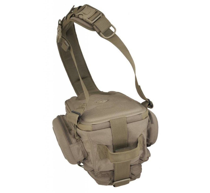 Holmes Chest Slingbag (Coyote)