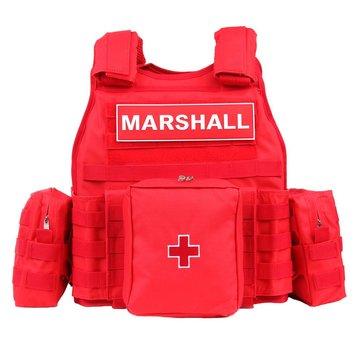 101 Inc Marshall Plate Carrier