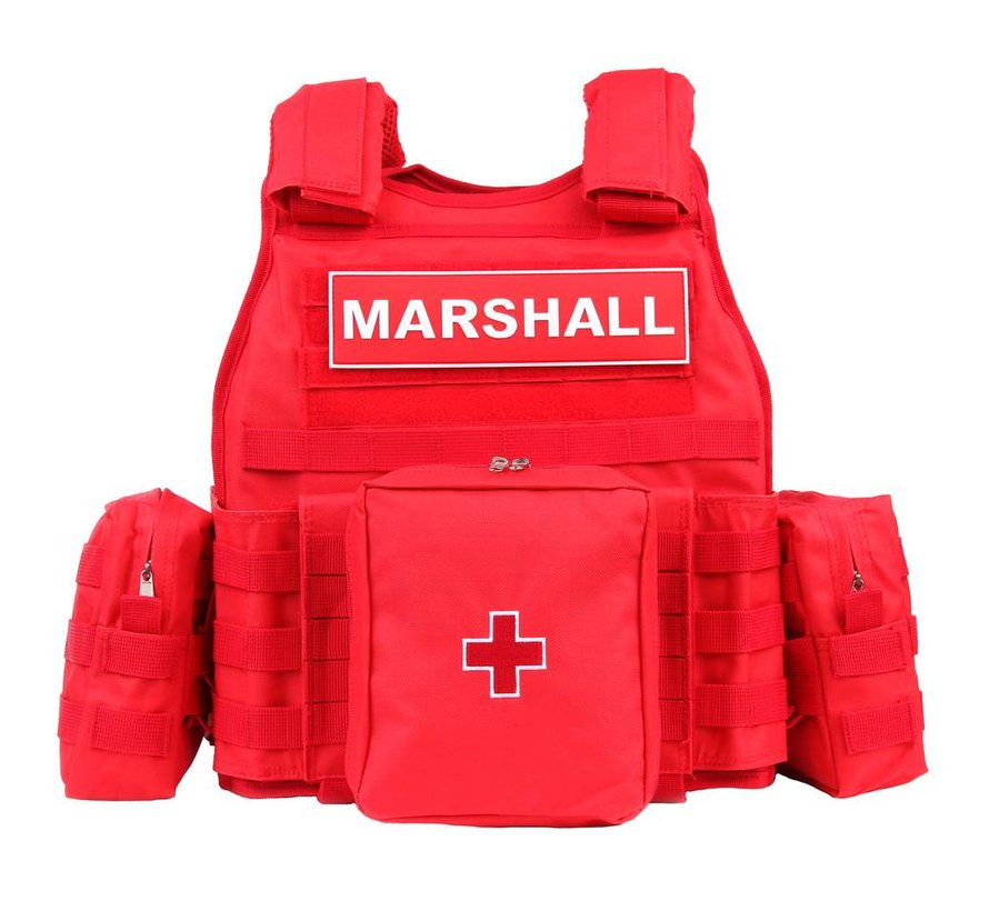 Marshall Plate Carrier