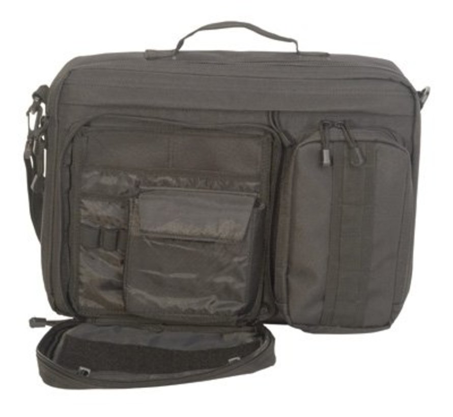 3-Way Laptop Case (Black)