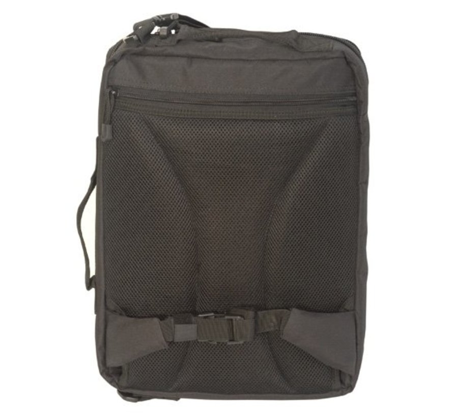 3-Way Laptop Case (Black)