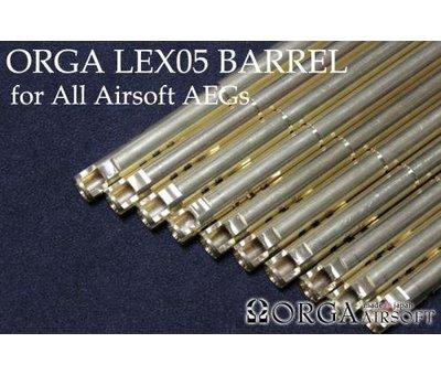 Orga 05LEX 6.05mm AEG 375mm Barrel