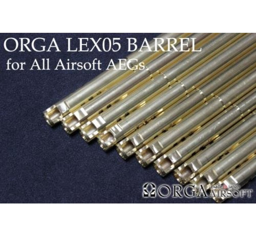 05LEX 6.05mm AEG 455mm Barrel