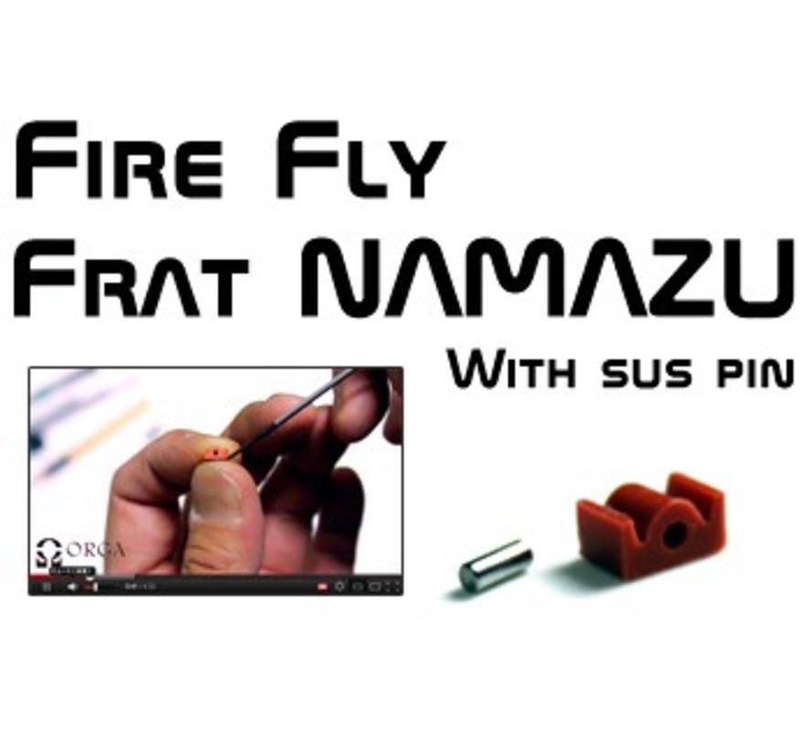 Namazu Flat Hop Nub + Roller Bar (Super Hard)