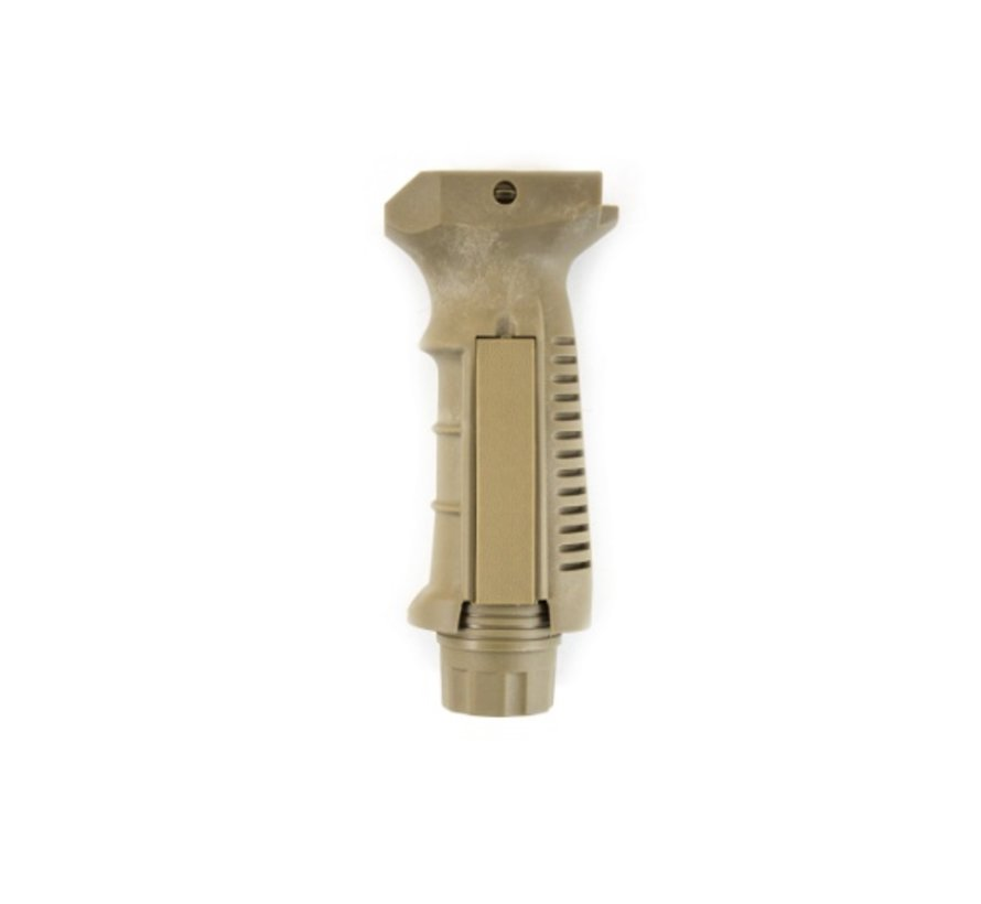 Pressure Pad Vertical Grip (Tan)