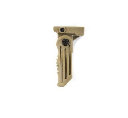 NUPROL Folding Vertical Grip (Tan)