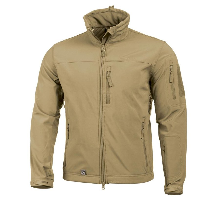 Reiner Softshell Jacket (Coyote)