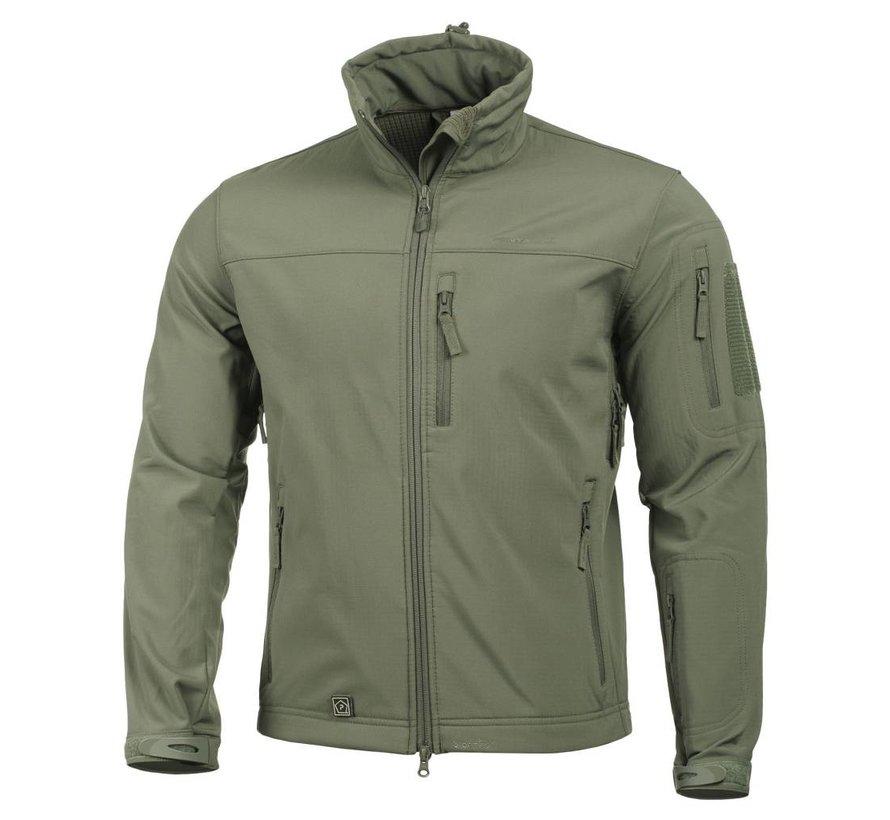 Reiner Softshell Jacket (Olive)