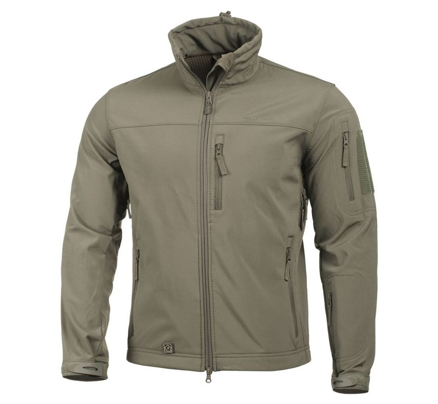 Reiner Jacket (Grindle Green)