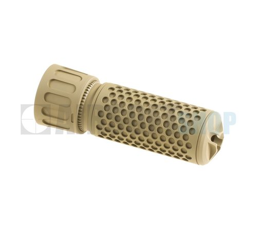 Madbull KAC 556 QDC CQB Silencer (CW) (Tan)
