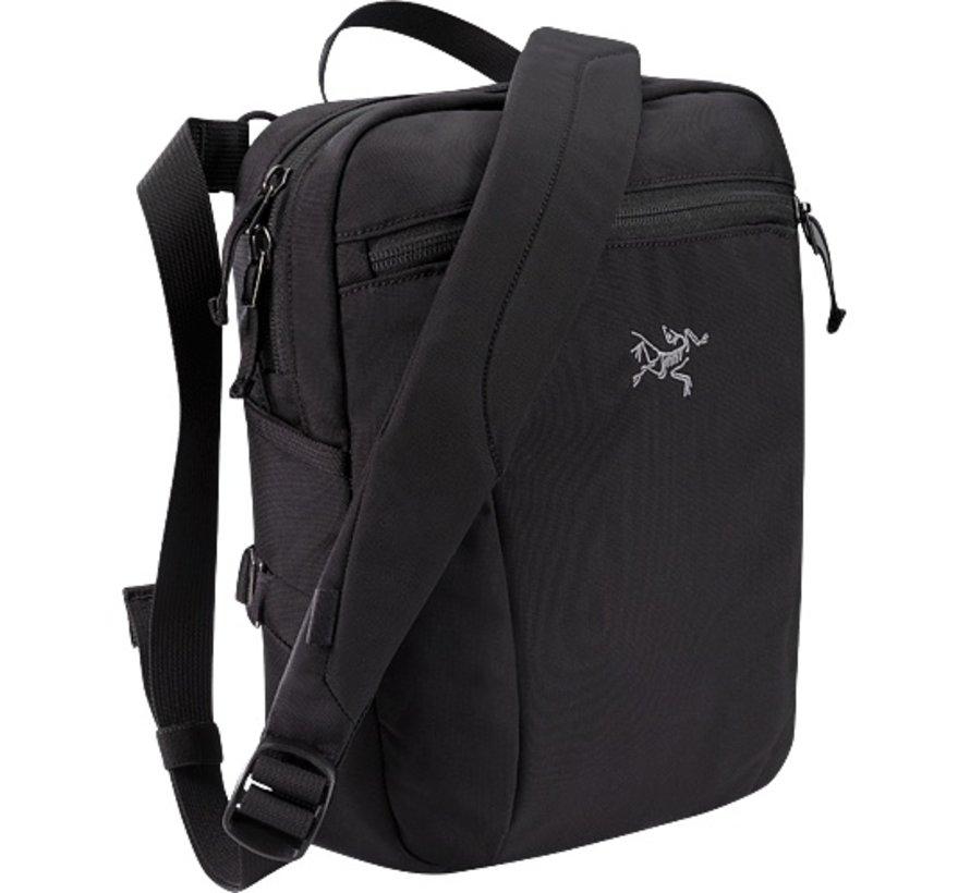 Slingblade 4 Shoulder Bag (Black)