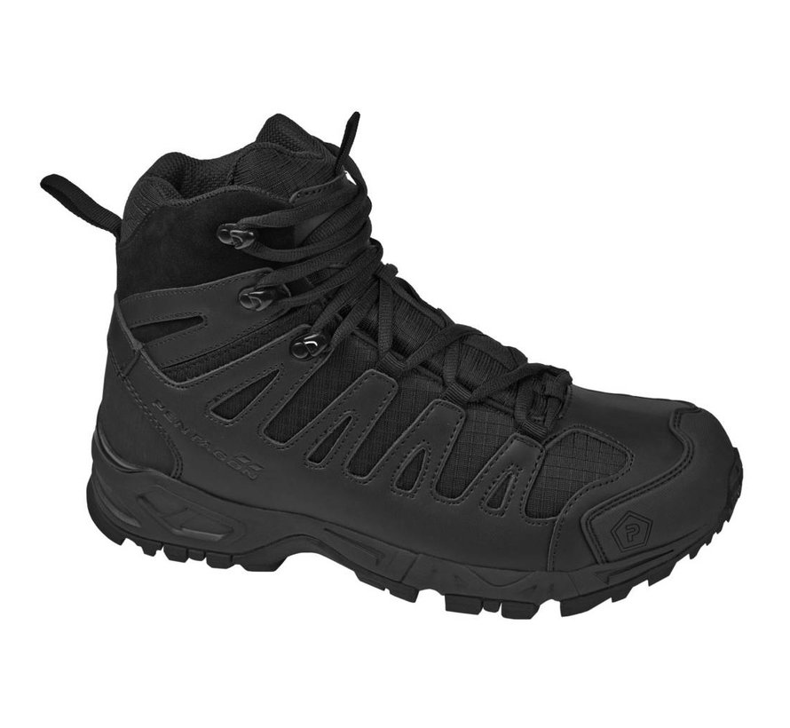 Achilles Tactical Boots (Black)