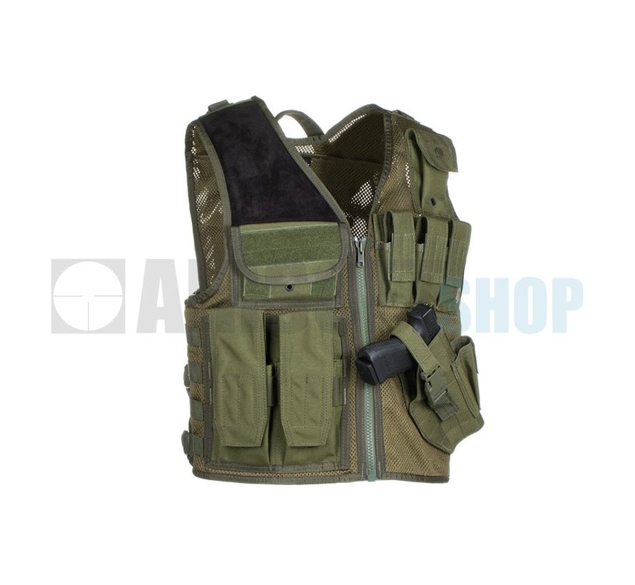 MK II Crossdraw Vest (Olive Drab)