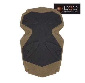 D3O Trust HP Internal Knee Pads (Black)