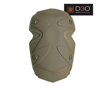 D3O Trust HP Internal Knee Pads (Tan)