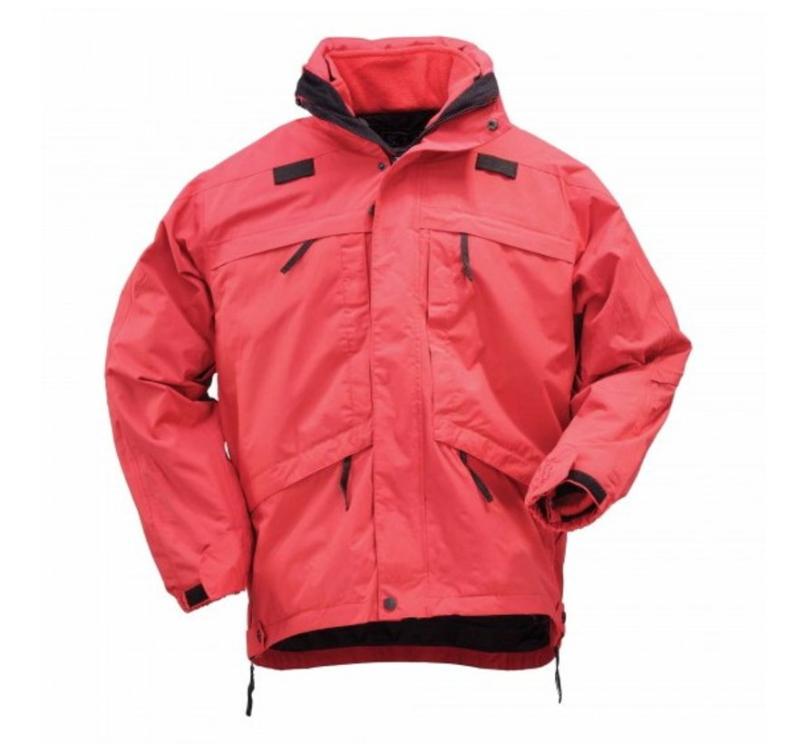 3-IN-1 Parka (Range Red)