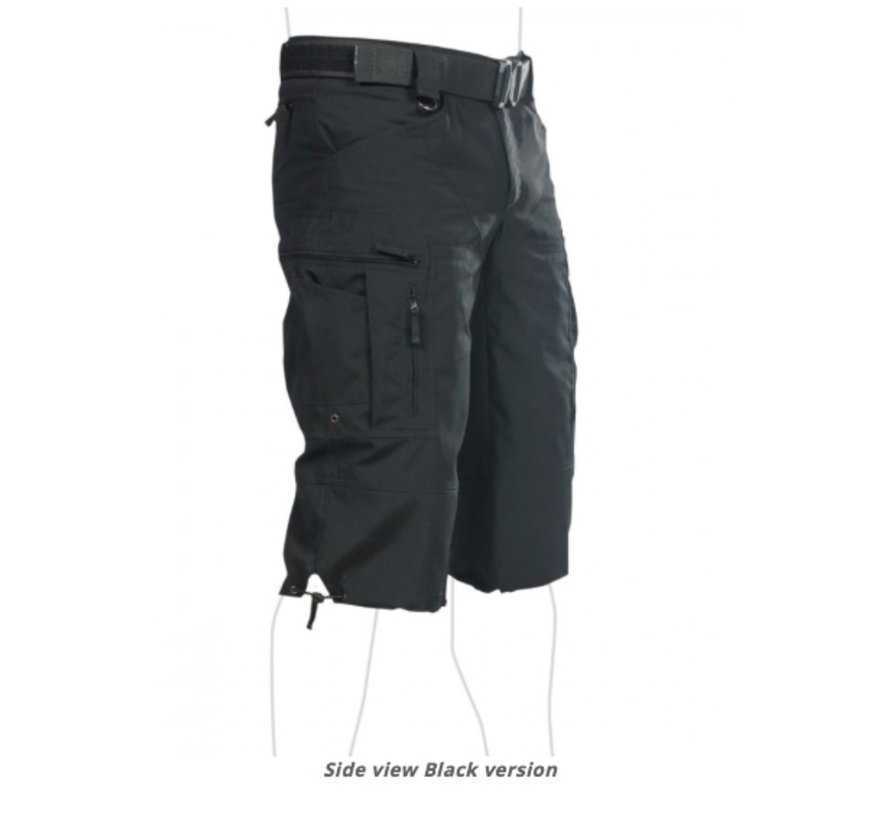 P-40 Tactical Shorts (Black)
