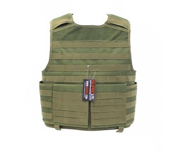 NUPROL PMC Plate Carrier (Green)