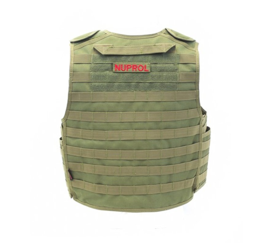 PMC Plate Carrier (Green)