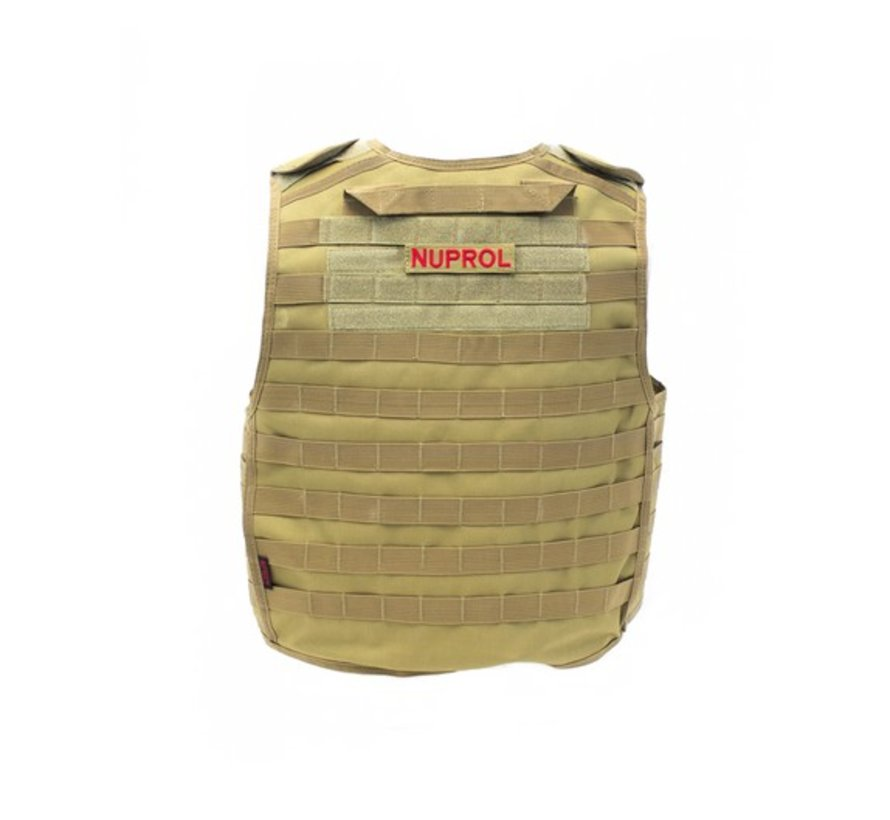 PMC Plate Carrier (Tan)
