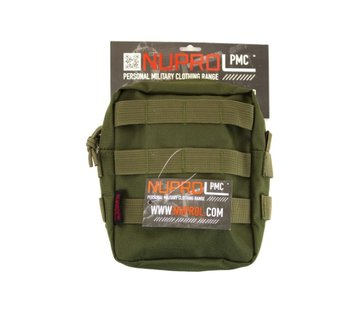 NUPROL PMC Medium Utility Pouch (Green)
