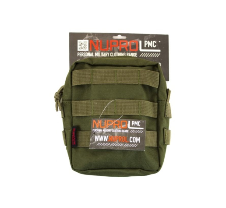 PMC Medium Utility Pouch (Green)