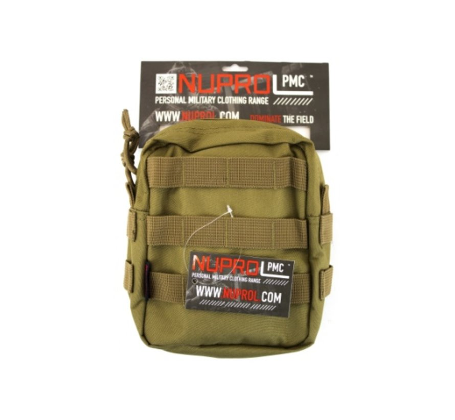 PMC Medium Utility Pouch (Tan)