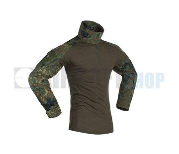 Invader Gear Combat Shirt (Flecktarn)