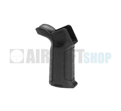 Ares Amoeba Beavertail Backstrap Grip (Black)