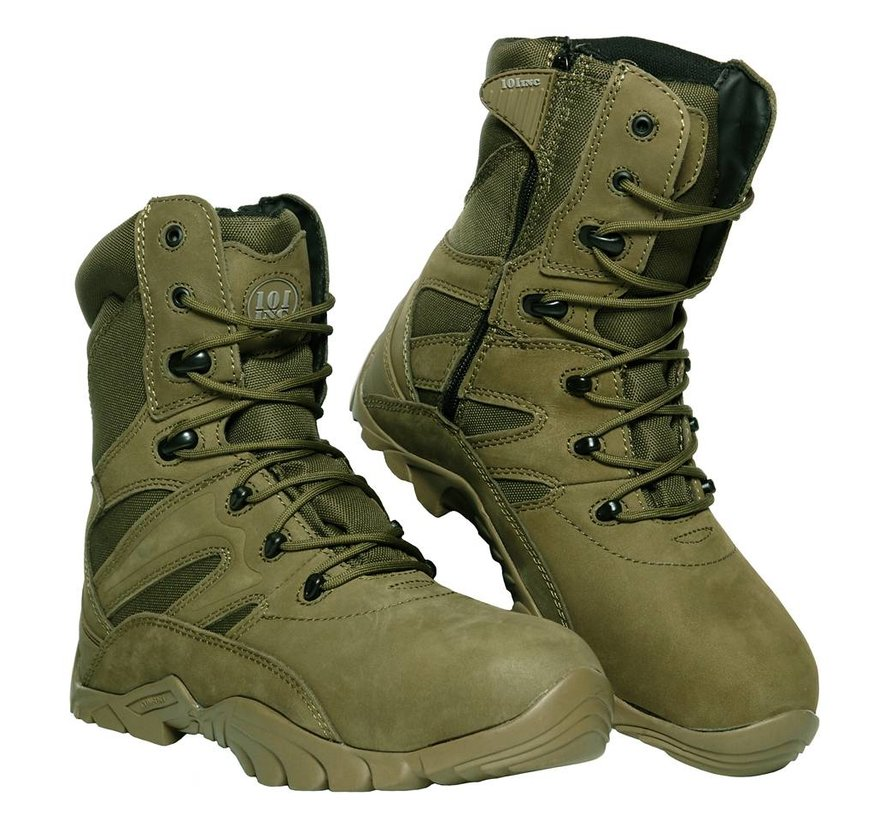 Tactical Boots Recon (Green)