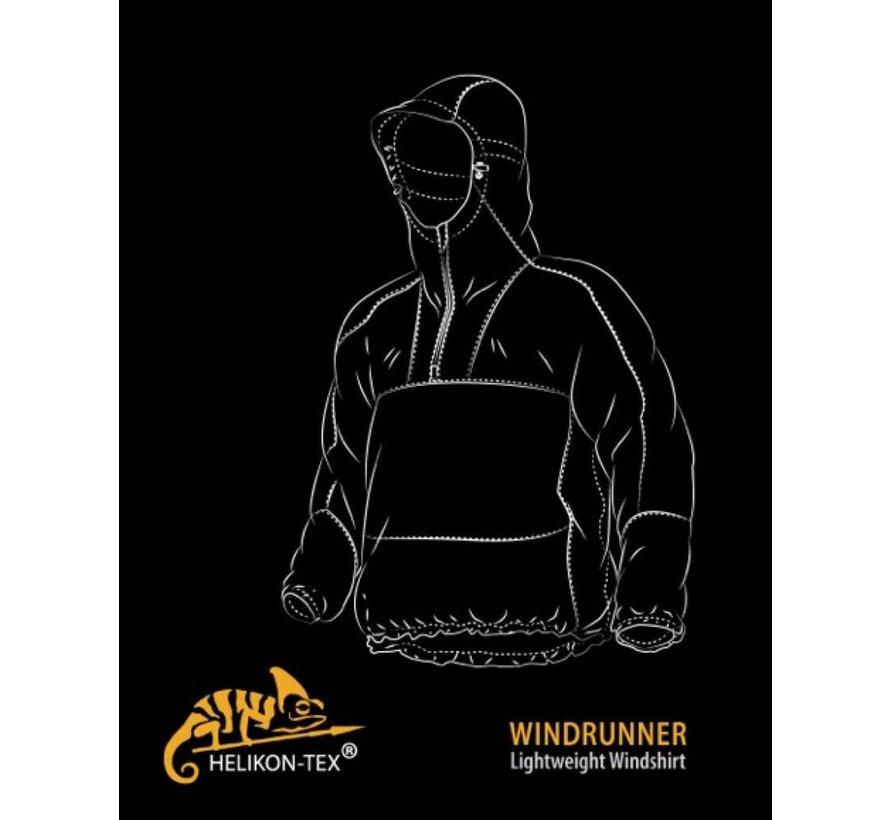 Windrunner Windshirt (Shadow Grey)