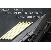 Orga Hi-Capa 4.3 GBB Super Power 6.00mm Barrel