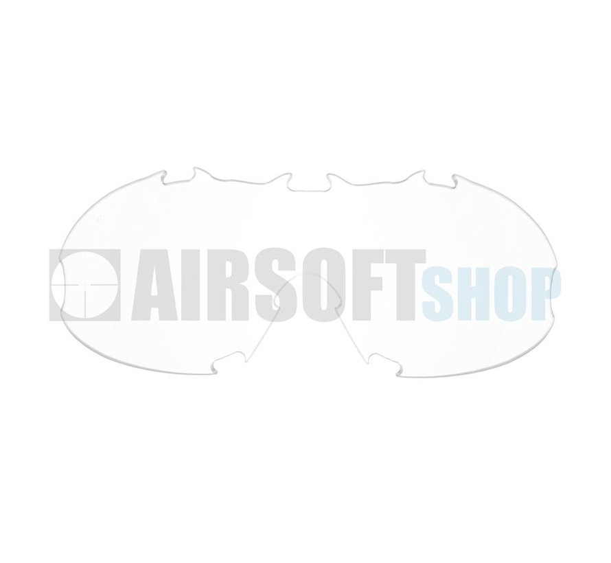 Nerve Goggles Lens (Clear)