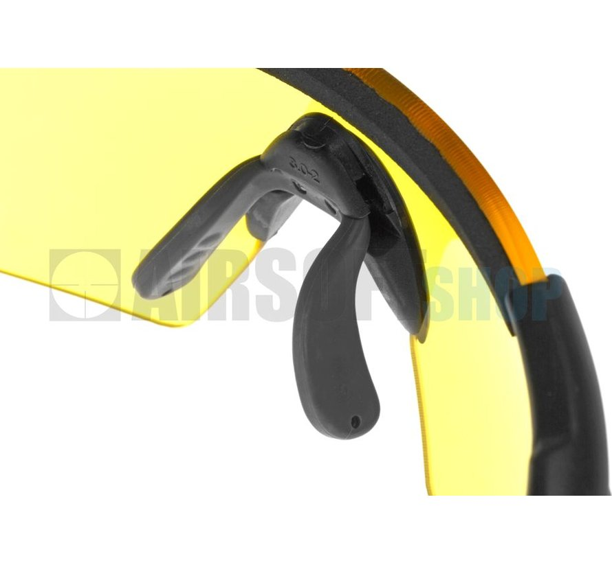 Saber Advanced Yellow (Black Frame)