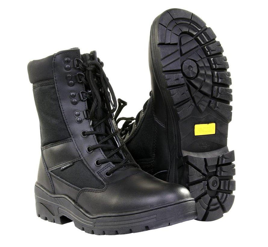 Sniper Boots SideZip (Black)