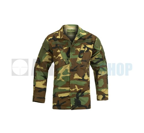 Invader Gear Revenger TDU Shirt/Jacket (Woodland)