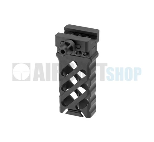 Metal QD Ultralight Vertical Grip B Model (Black)