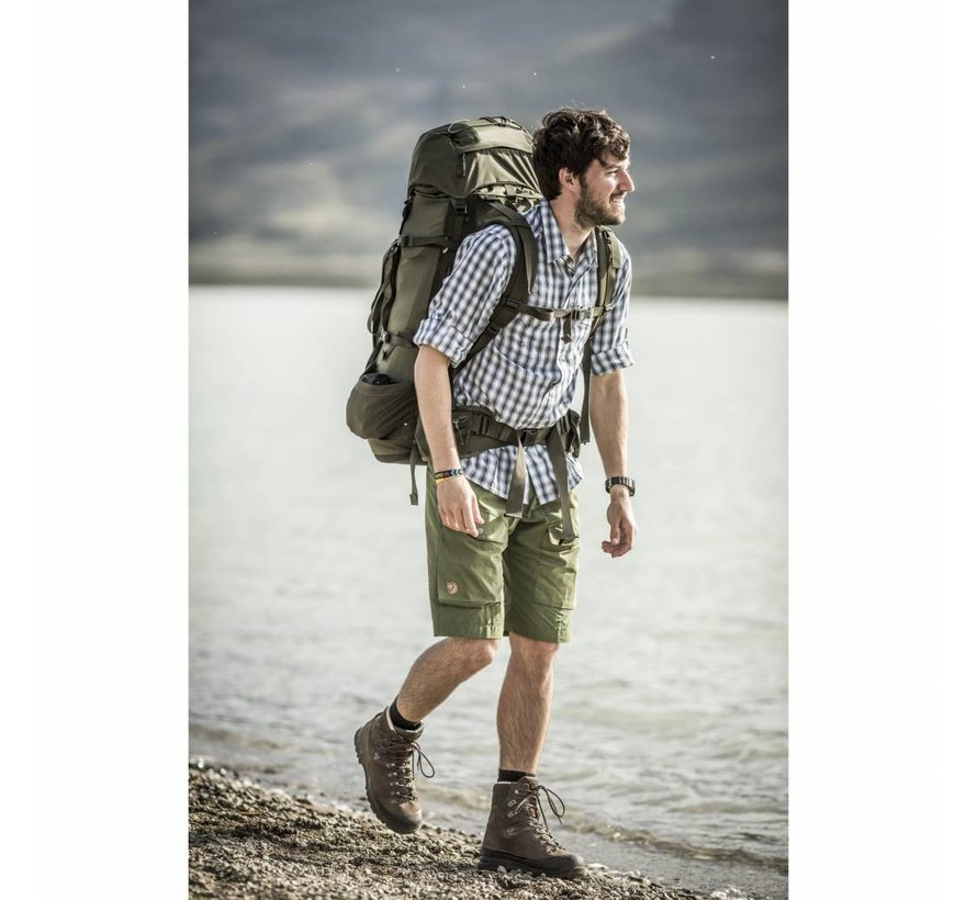 Abisko 75 Backpack (Olive)